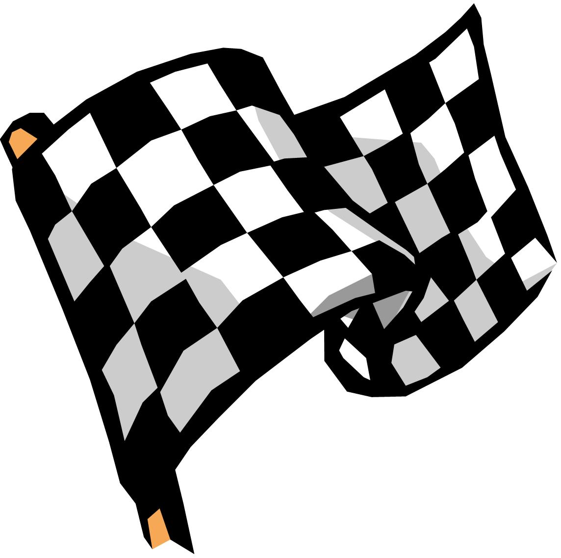 free race car flag clip art - photo #15